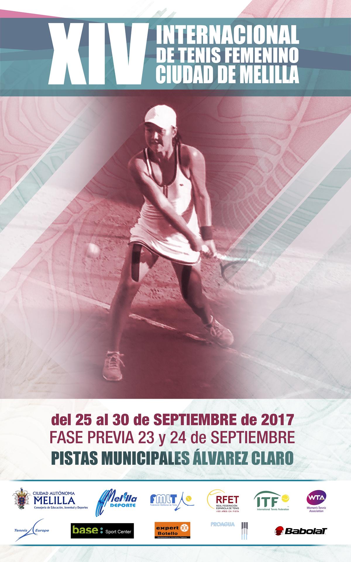 cartel ITF Femeino 2017